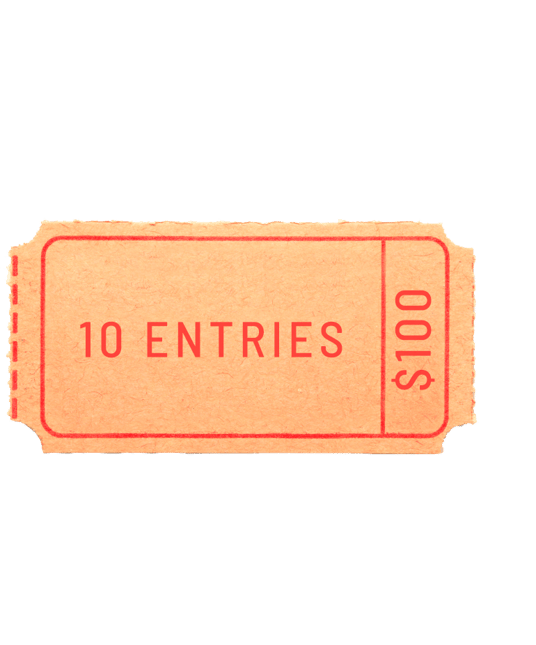 10 Entries Humpty's Ultimate Raffle NV