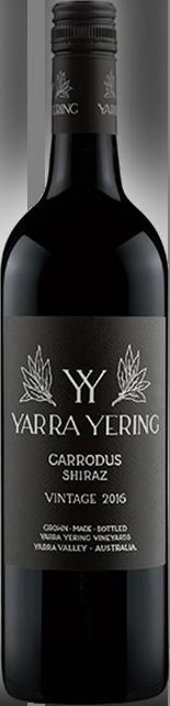 YARRA YERING Carrodus Shiraz, Yarra Valley 2016