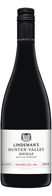 Reserve Bin 1400 Ben Ean Vineyard Shiraz, Hunter Valley 2014