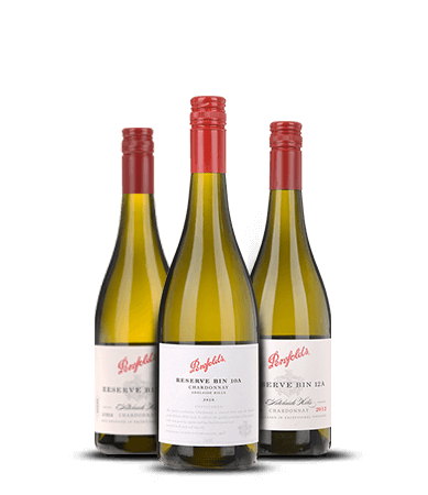 PENFOLDS Reserve Bin A Chardonnay Mixed 6 Pack, Adelaide Hills NV