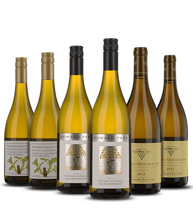 LANGTON'S International Chardonnay Challenge 6 Bottle Mixed Pack MV
