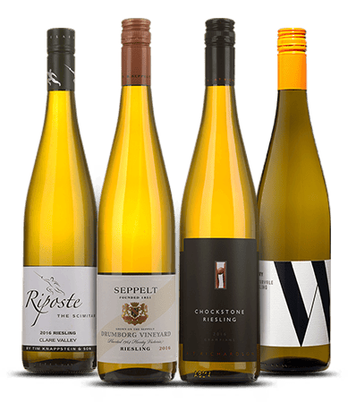 Langton's Halliday Riesling Quartet Mix Dozen MV