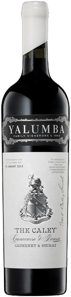 YALUMBA The Caley Cabernet Shiraz, Coonawarra-Barossa Valley 2012