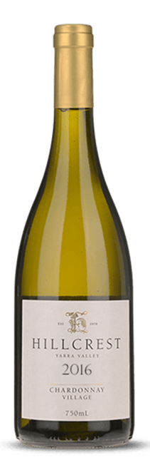 HILLCREST VINEYARDS Village Chardonnay, Yarra Valley 2016