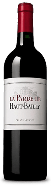 LA PARDE DE HAUT BAILLY Second wine of Chateau Haut-Bailly, Pessac-Leognan 2016