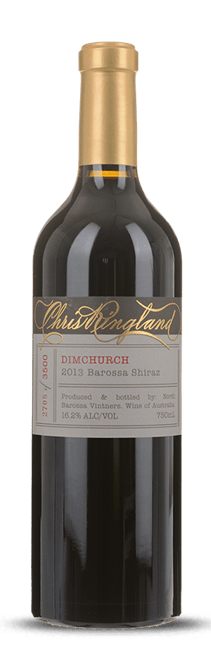CHRIS RINGLAND Dimchurch Shiraz, Barossa Valley 2013