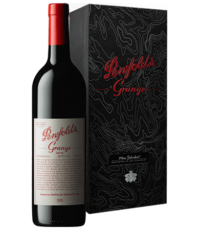 PENFOLDS Bin 95 Grange (Gift Boxed) Shiraz, South Australia 2014
