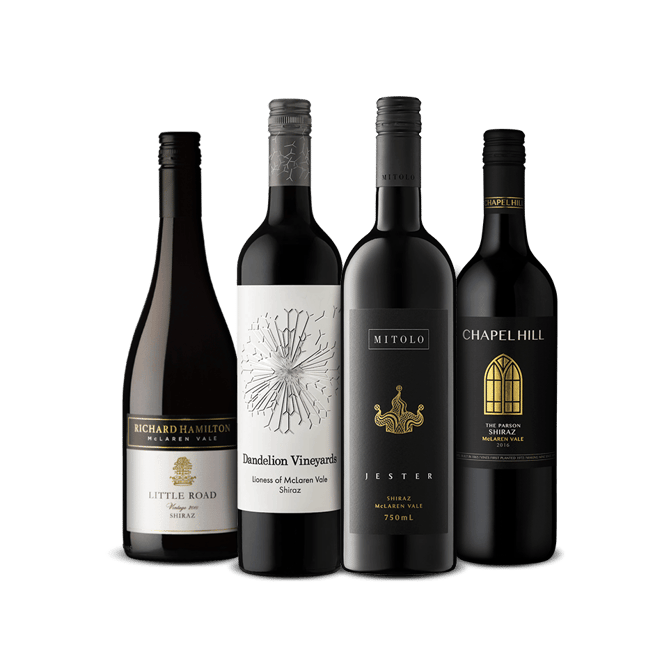 LANGTON'S Taste of McLaren Vale Value Dozen Shiraz MV