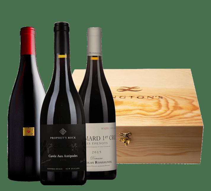 LANGTON'S Premium Pinot Gift Box 3 Pack MV