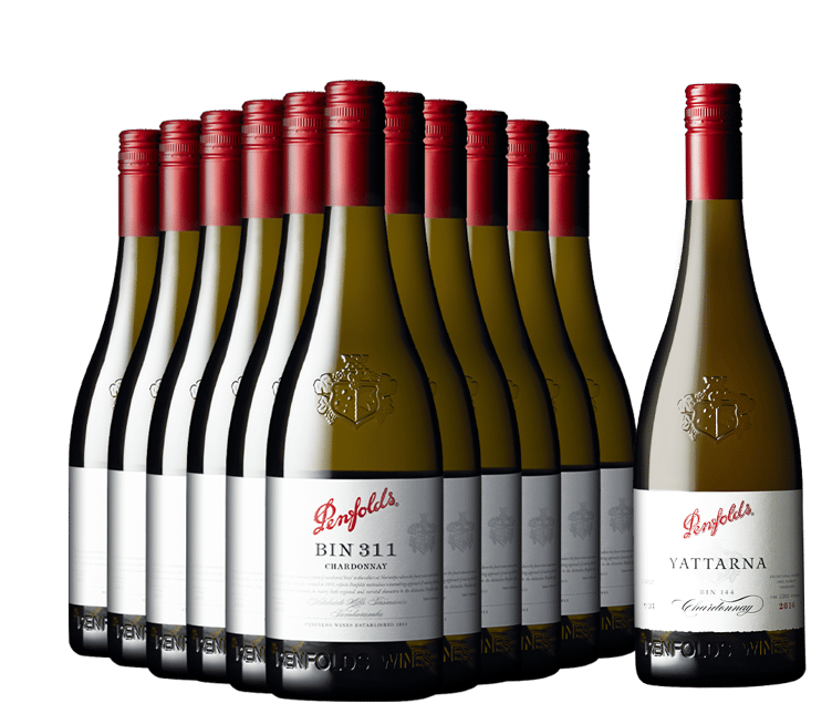 PENFOLDS Chardonnay Upgrade Dozen Pack MV