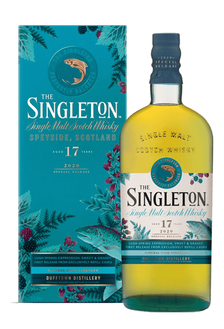 THE SINGLETON Rare by Nature 17 Year Old Single Malt Scotch Whisky 55.1% ABV, The Highlands NV