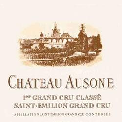 CHATEAU AUSONE, 1er grand cru classe (A), St-Emilion 2014