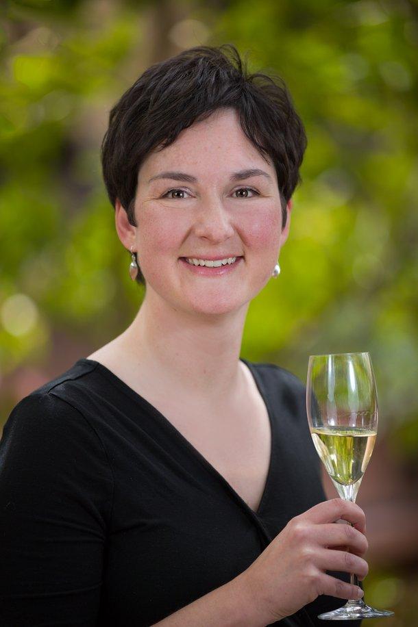 Andrea Pritzker MW