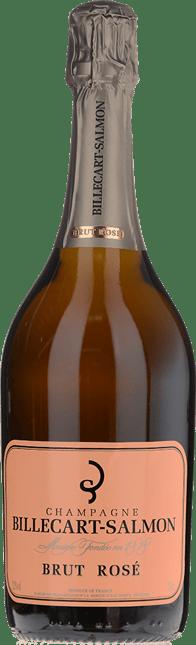 BILLECART-SALMON Brut Rose, Champagne NV