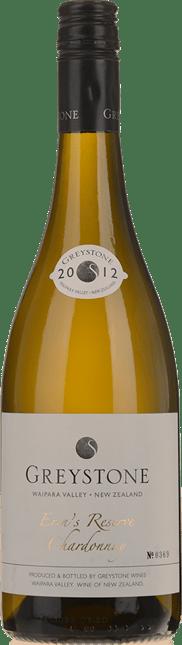 GREYSTONE Erin Resereve Chardonnay, Waipara, New Zealand 2012