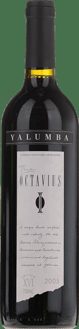YALUMBA The Octavius Old Vine Shiraz, Barossa 2005