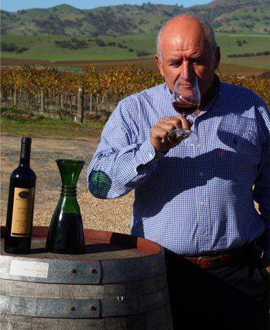 LUNCH WITH A BAROSSA LEGEND CHARITY AUCTION Charlie Scalzi - God's Hill Wines 2015