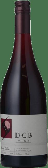 DCB WINES Single Vineyard Pinot Noir, Yarra Valley 2018
