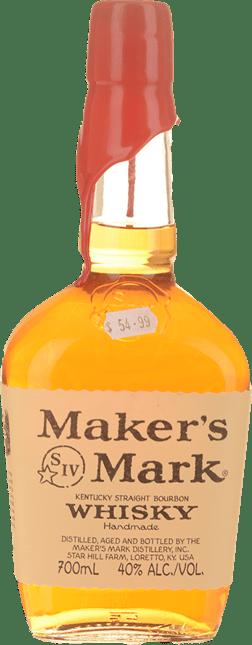 MAKER'S MARK 40% ABV, Kentucky NV