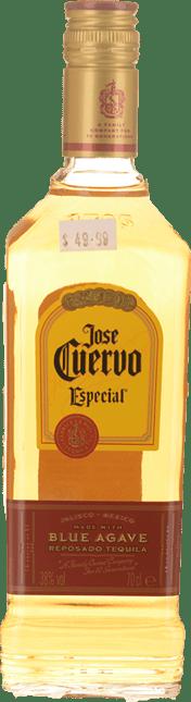 JOSE CUERVO Cuervo Especial Reposado Tequila, Mexico NV