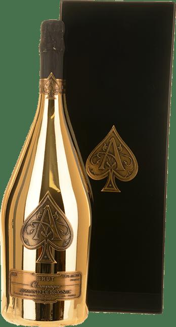 ARMAND DE BRIGNAC Gold Brut, Champagne NV