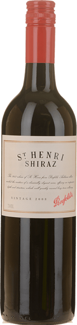 PENFOLDS St. Henri Shiraz, South Australia 2008