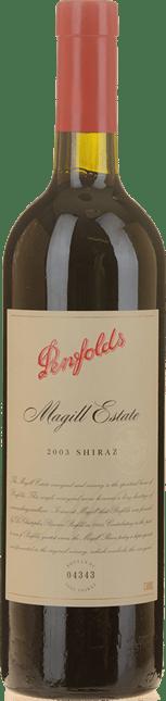 PENFOLDS Magill Estate Shiraz, Adelaide 2003