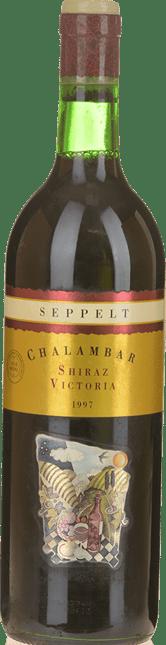 SEPPELT Chalambar Shiraz, Victoria 1997