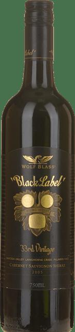 WOLF BLASS WINES Black Label, South Australia 2005