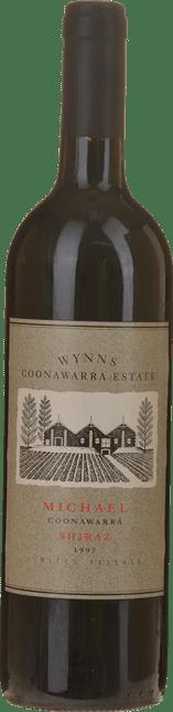 WYNNS COONAWARRA ESTATE Michael Shiraz, Coonawarra 1997