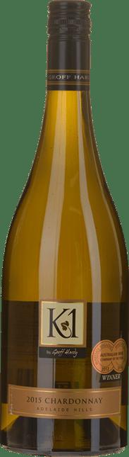 GEOFF HARDY WINES K1 Chardonnay, Adelaide Hills 2015