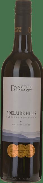 GEOFF HARDY WINES Regional Series Cabernet, Adelaide Hills 2018