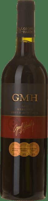 GEOFF HARDY WINES GMH Meritage Cabernet Merlot Petit Verdot, South Australia 2017