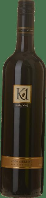 GEOFF HARDY WINES K1 Merlot, Adelaide Hills 2006
