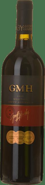 GEOFF HARDY WINES GMH Meritage Cabernet Merlot Petit Verdot, South Australia 2018
