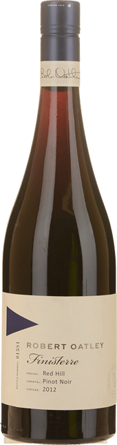OATLEY WINES Robert Oatley Finisterre Red Hill Pinot Noir, Mornington Peninsula 2012