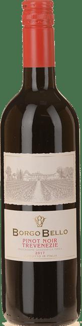 BORGO BELLO Pinot Noir, Trevenezie IGT 2017