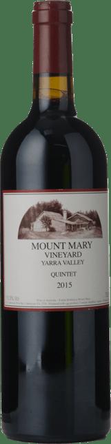 MOUNT MARY Quintet Cabernet Blend, Yarra Valley 2015