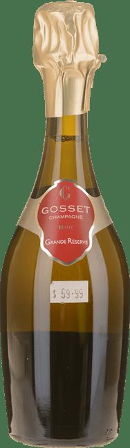 GOSSET Grande Reserve Brut, Champagne NV