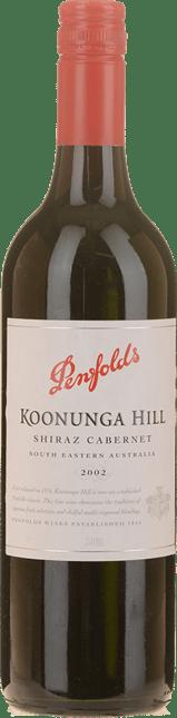 PENFOLDS Koonunga Hill Shiraz Cabernet, South Australia 2002