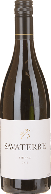 SAVATERRE Shiraz, Beechworth 2012