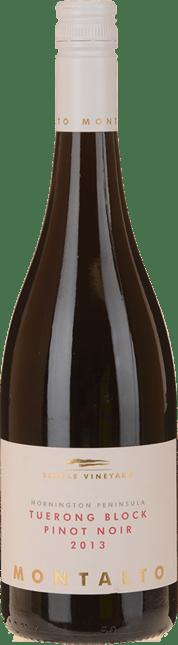 MONTALTO Tuerong Block Single Vineyard Pinot Noir, Mornington 2013