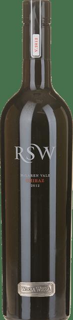 WIRRA WIRRA RSW Shiraz, McLaren Vale 2012