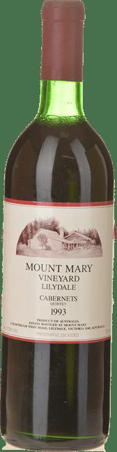 MOUNT MARY Quintet Cabernet Blend, Yarra Valley 1993