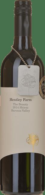 HENTLEY FARM The Beauty Shiraz, Barossa Valley 2014