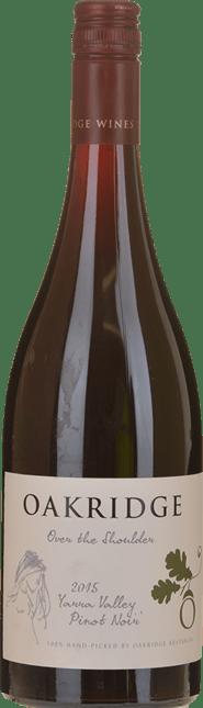 OAKRIDGE WINES Over The Shoulder Pinot Noir, Yarra Valley 2015