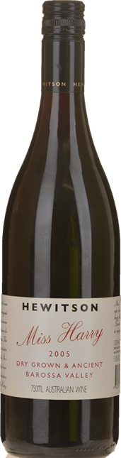 HEWITSON Miss Harry Dry Grown & Ancient Grenache Shiraz Mourvedre, Barossa Valley 2005