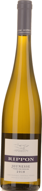 RIPPON VINEYARDS Jeunesse Young Vine Riesling, Central Otago 2018