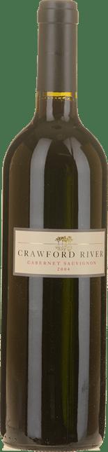 CRAWFORD RIVER WINES Cabernet Sauvignon, Henty 2004
