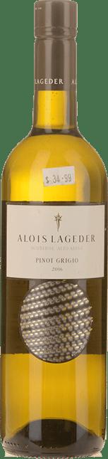 ALOIS LAGEDER Pinot Grigio, Sudtirol 2016